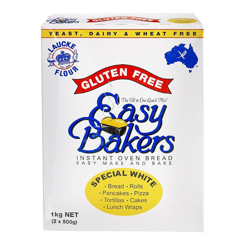 Special White Gluten & Dairy-Free Bread Mix