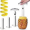 Pineapple Corer/Slicer, 3-in-1