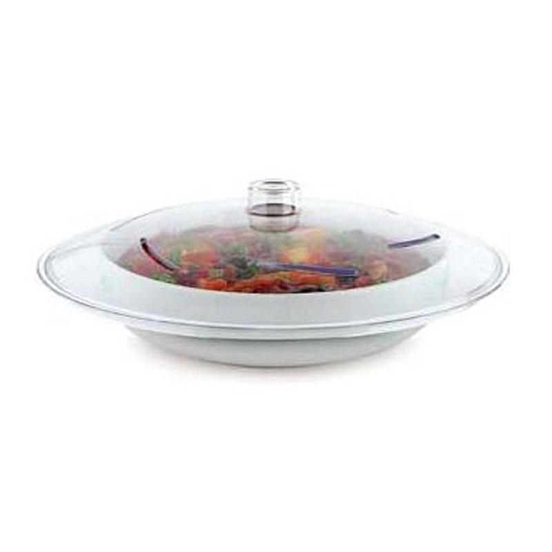 Microwave Cookware - Splatter Guard Bowl Cover 28cm