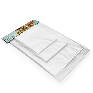 125 Pick A Bag Food Freezer Bags - Flat (Assorted Sizes)