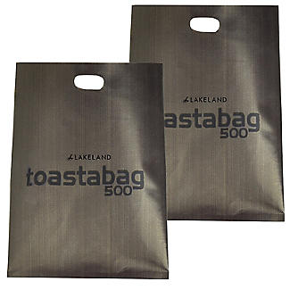 2 Toastabags - Toasted Sandwiches In A Toaster