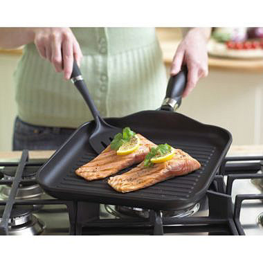 Valira® Platinum Induction Griddle Pan