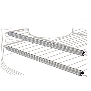 2 Silicone Oven Shelf Edge Guards