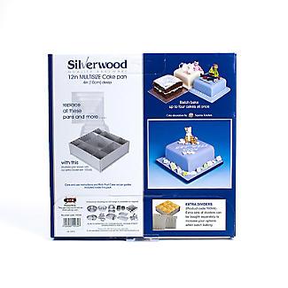 Silverwood Multisize Foldaway Cake Pan alt image 3