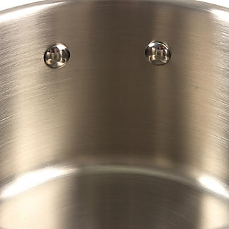 Lakeland Stainless Steel Lidded Saucepan 2.7L - 18cm alt image 5