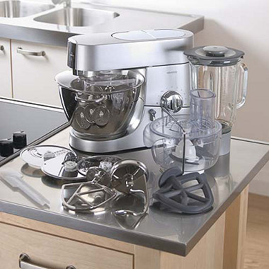 kenwood chef titanium kmc010 in food processors at lakeland. Black Bedroom Furniture Sets. Home Design Ideas