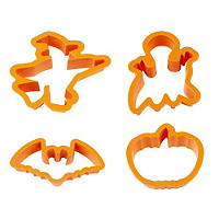 Halloween Cookie Cutters
