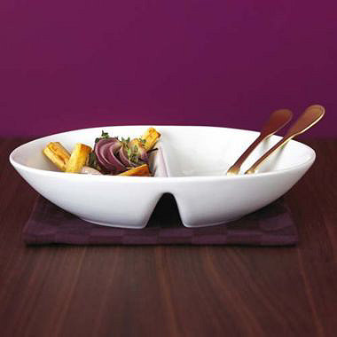 Dura 230 Divided Serving Dish