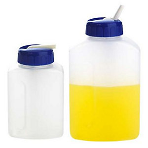 Personal Sipper Bottles - Large Replacement Straws