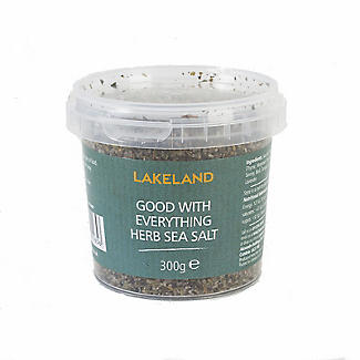 Lakeland Good With Everything Herb Sea Salt 300g