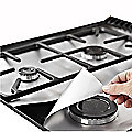 Reusable Magic Non Stick Gas Hob Protector Liners x 4