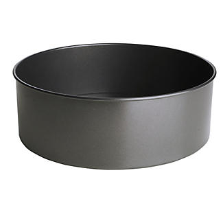 My Kitchen Cook & Bake 25cm Loose-Based Deep Cake Tin