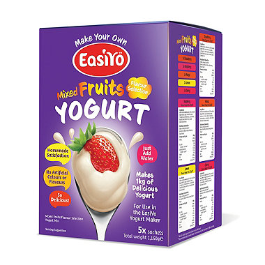 EasiYo™ Bio-Fruits Variety Pack