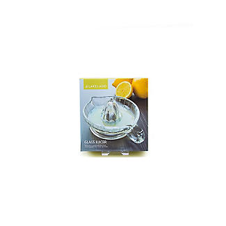 Glass Lemon & Lime Citrus Juicer alt image 5