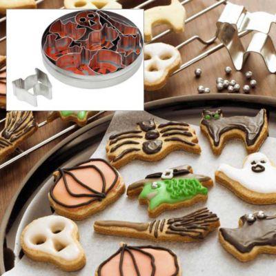 Halloween Cookie Cutters Halloween Cookie Cutters