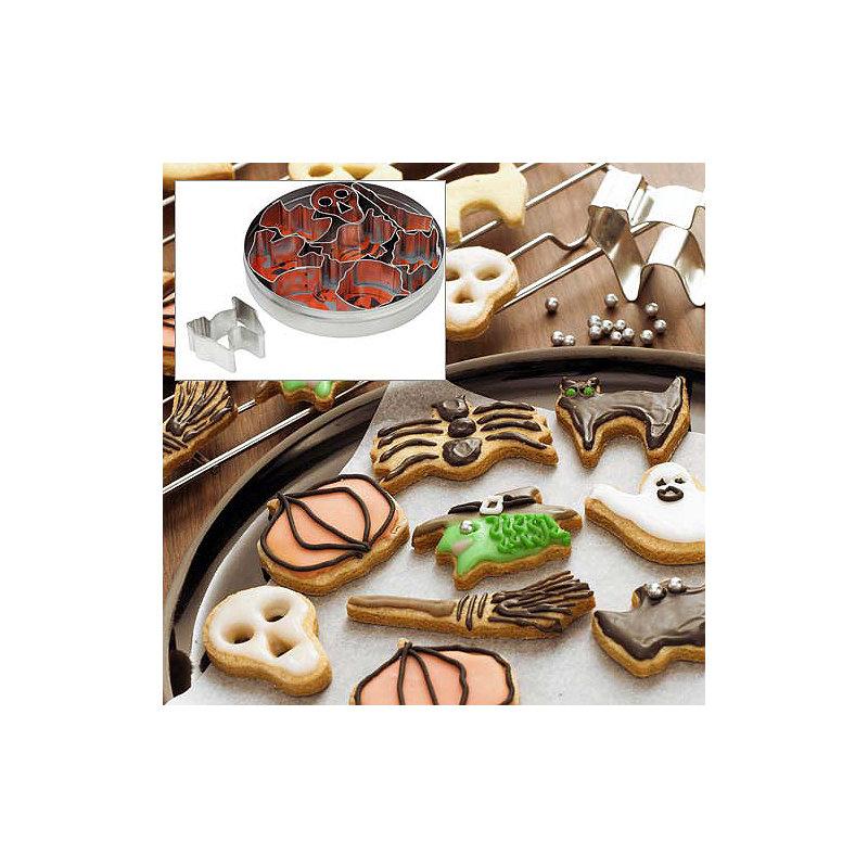 Halloween Cookie Cutters Halloween Cookie Cutters Alt