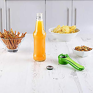 Zyliss 5 Way Bottle Opener - Green alt image 2