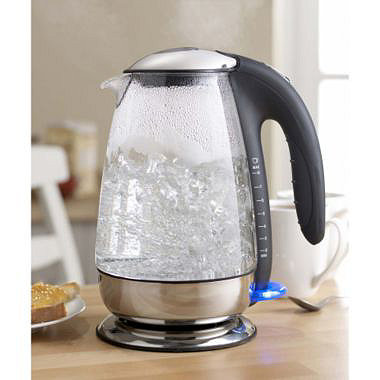 Lakeland Glass Kettle