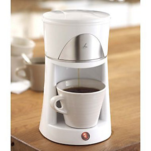 Lakeland One-Cup Coffee & Tea Maker
