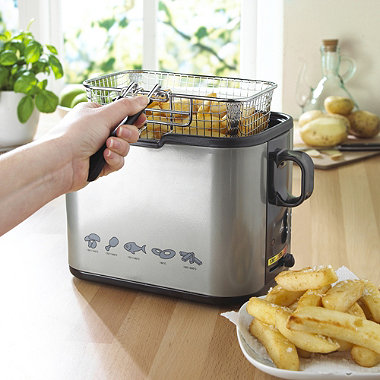 Lakeland Compact Fryer