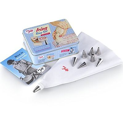 Lakeland Cake Decorating Kit : Tala Icing Bag Set in icing sets and kits at Lakeland GCC