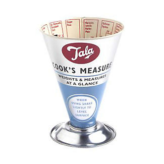 Tala Dry Ingredients Cook's Measure Up To 200g