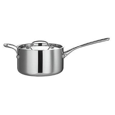 Tri-Ply 18cm Saucepan
