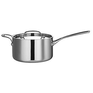 Lakeland Tri-Ply Cookware Lidded Saucepan 3L - 20cm