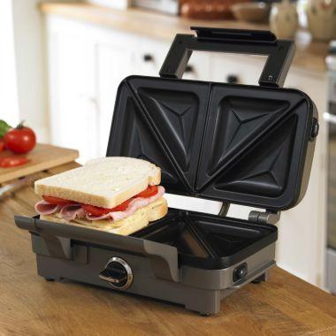 Cuisinart Overstuffed Sandwich Amp Toastie Maker