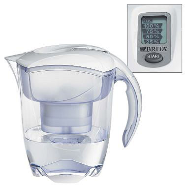 brita elemaris maxtra filter jug in water filter jugs at. Black Bedroom Furniture Sets. Home Design Ideas