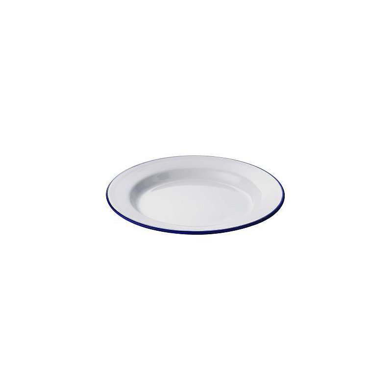 Traditional Enamel 24cm Pie Plate