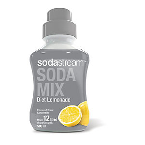 Sugar Free Lemonade - SodaStream
