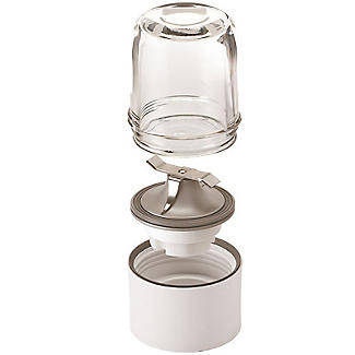 Kenwood Chef Multi Mill Attachment & 3 Jars