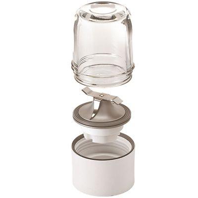 Kenwood Chef Multi Mill Attachment & 3 Jars AT320B