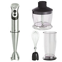 Stainless Steel Stick Hand Blender