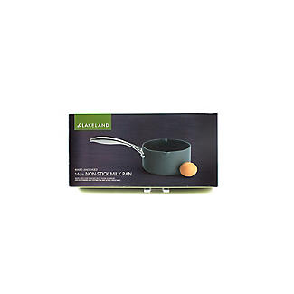 Lakeland Hard Anodised Milk Pan 14cm alt image 6