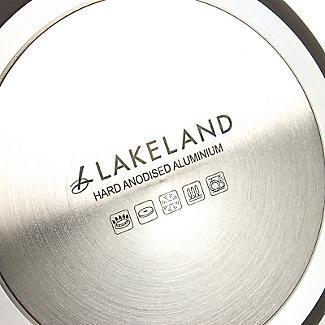 Lakeland Kochtopf mit Deckel, harteloxiert, 1,4 L - 16 cm alt image 7