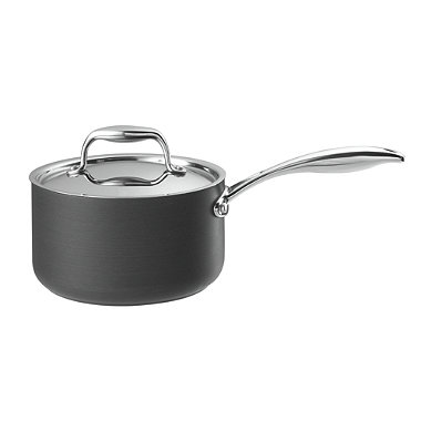 Lakeland Hard-Anodised 18cm Lidded Saucepan