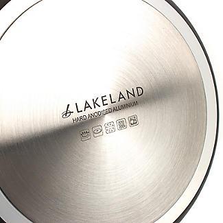 Lakeland Hard Anodised 20cm Lidded Saucepan alt image 8