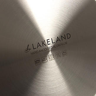 Lakeland Hard Anodised 24cm Frying Pan  alt image 6