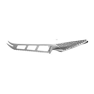Global® Stainless Steel Cheese Knife 14cm Blade