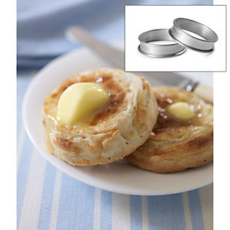 Mermaid Crumpet Rings