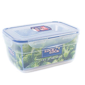 Lock & Lock Nestable Food Storage Container 1.8L alt image 2