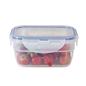 Lock & Lock Nestable Food Storage Container 550ml