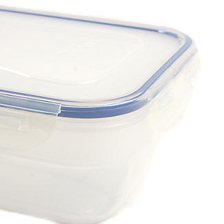 Lock & Lock Nestable Food Storage Container 1.2L alt image 3