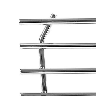 Wavy Chrome Hot Pan Trivet Rack Stand alt image 2