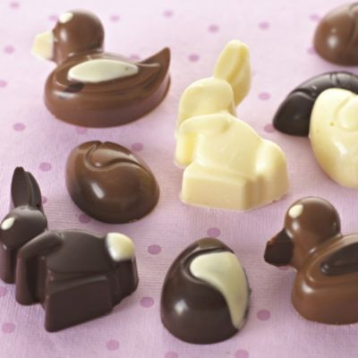 Easter Silicone Chocolate Mould In Chocolate Moulds At