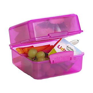 Summer Picnic Lunchbox Cube