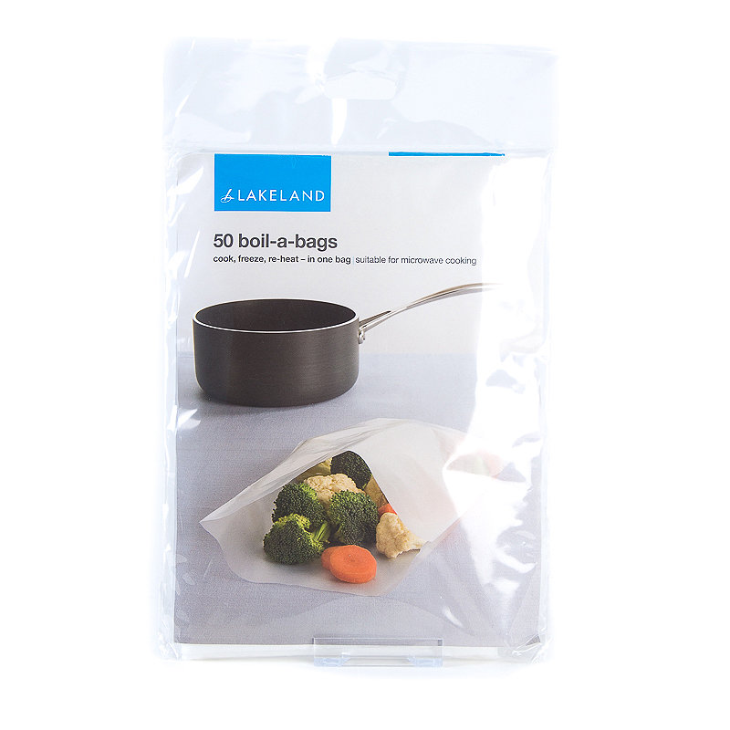 Boil a Bags - 50 Cooking Freezer and