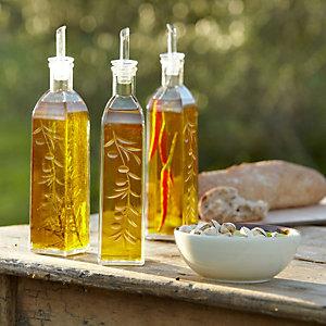 Acrylic Oil Drizzler